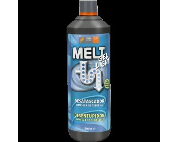 Desatascador melt gel light 1L